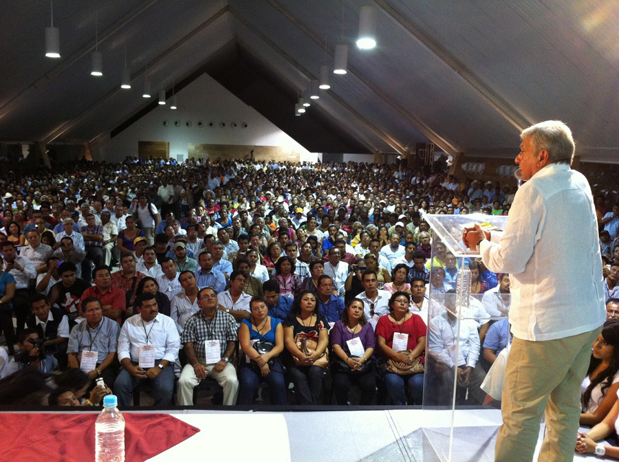 11 nov 2012 Congreso MORENA Tabasco 3