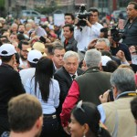 30 enero 2017, fotos AMLO, Santo Domingo 10