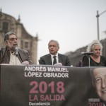 30 enero 2017, fotos AMLO, Santo Domingo 11