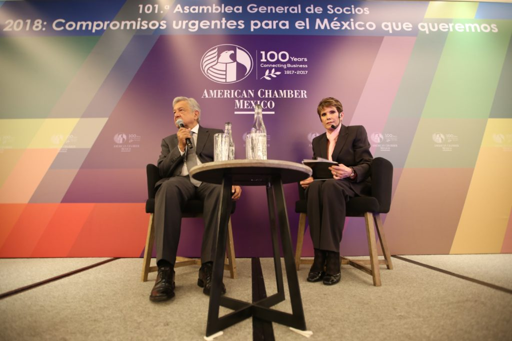 American chamber commerce mexico amlo for American chambre